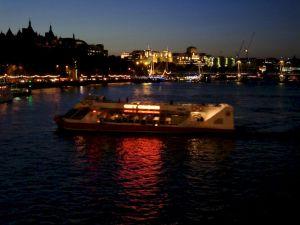 London England Night Photography