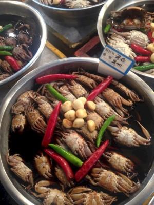 Seoul Korea Food Photography
