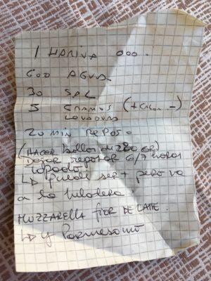 Learning How To Make La Vera Pizza Napoletana - Secret Recipe