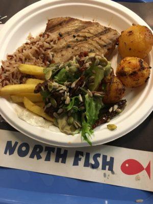 north fish warszaw