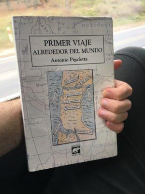 El primer viaje alrededor del mundo de Antonio Pigafetta