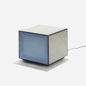TV 'Cubo 15', Mario Bellini, Brionvega