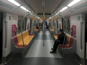 Bangkok, Thailand Subway