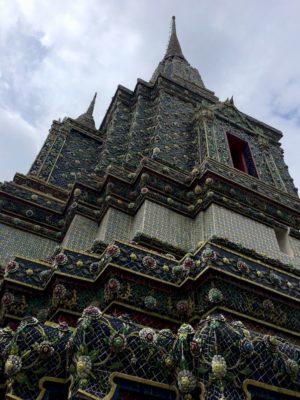 Wat Arun Ratchawararam Ratchawaramahawihan or Wat Arun is a Buddhist temple in Bangkok Yai district of Bangkok, Thailand, on the Thonburi west bank of the Chao Phraya River