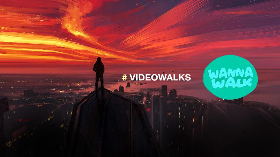 wanna walk video walks